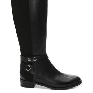 92aef6039a3 INC International Concepts Shoes | Inc Fawne Widecalf Riding Boots ...